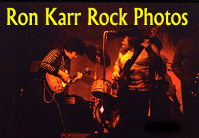Rock Photos by Ron Karr!